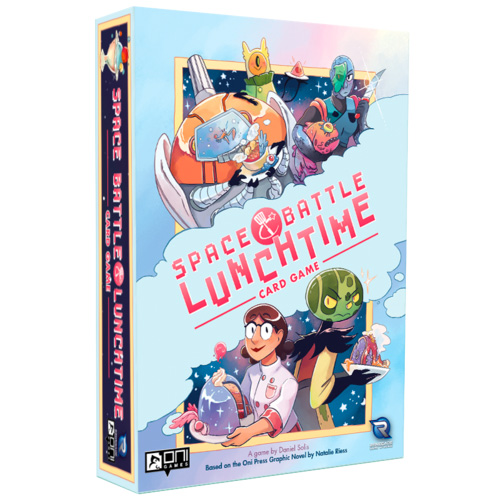 Space Battle Lunchtime Box